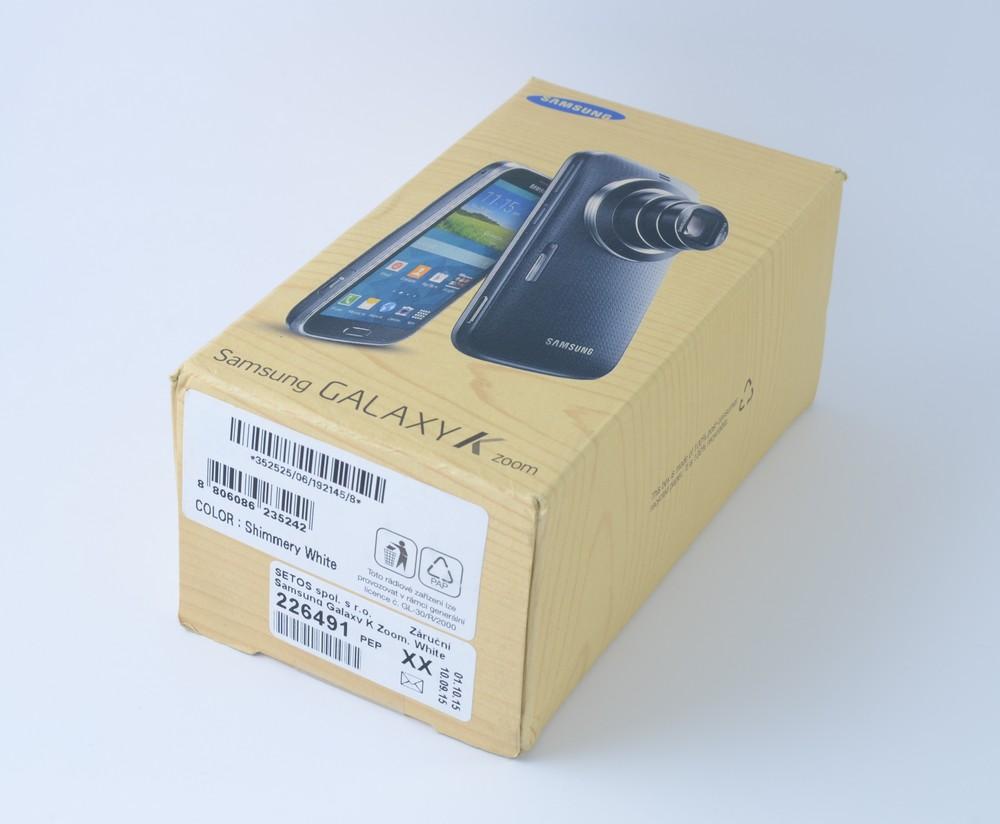 Samsung Galaxy K Zoom White 226491 Lep 8gb Popis Stavu Bazarovho Zbo